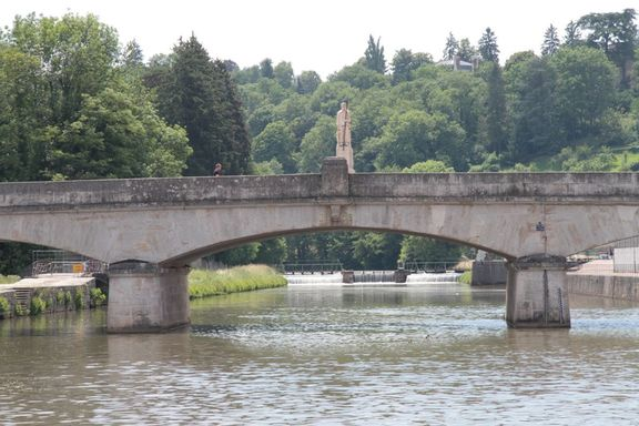 Bridge at Clamecy